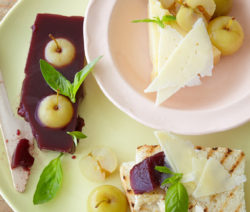 Apple and Red Wine Jelly