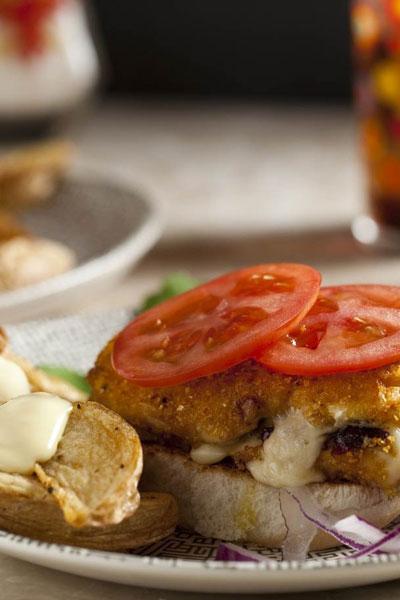 hamburger recipe chicken burger