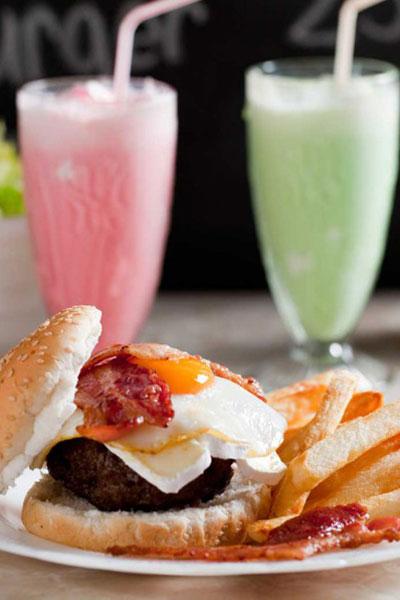hamburger recipes Dagwood Burger