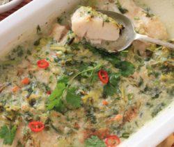 Thai Fish Bake