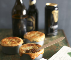 Steak and Stout Pot Pie