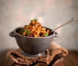 Wacky One – Pot Lamb Curry