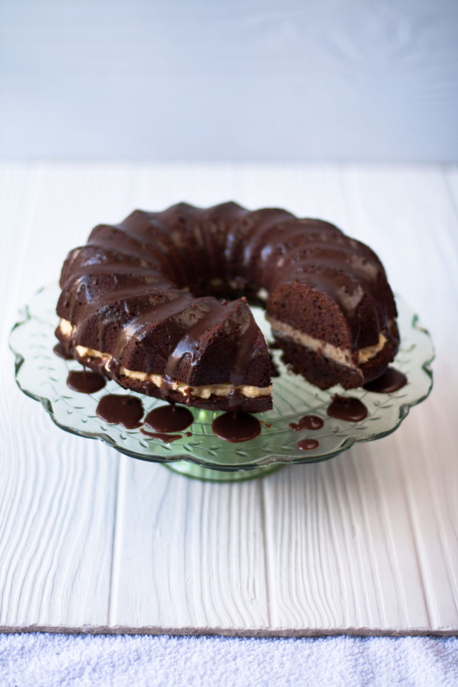 Chocolate Almond and Beetroot Cake