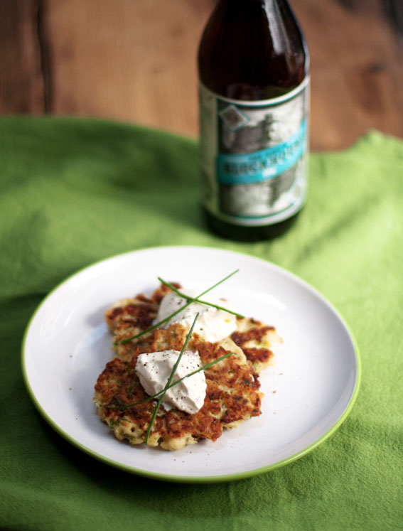 cauliflower fritters indian