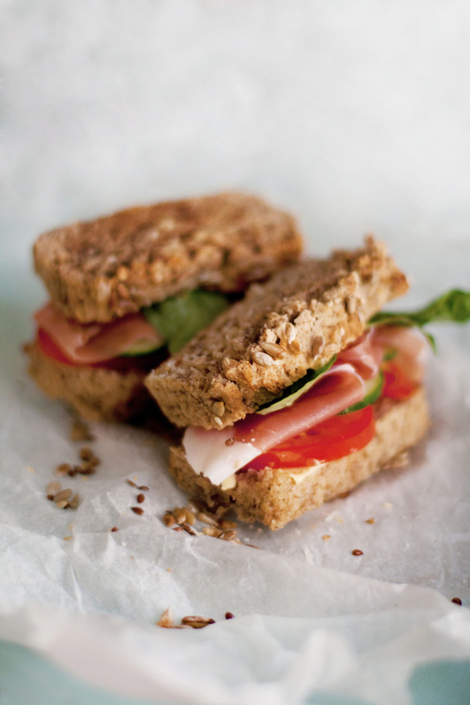 Gluten-free Mixed Seed Bread, a bread for all occasions!