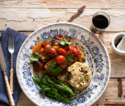 Chicken, Date and Apricot Tagine