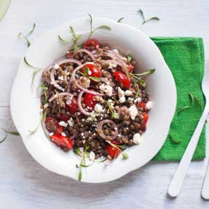 Black-Lentil,-Feta,-Tomato-and-Coriander-Salad