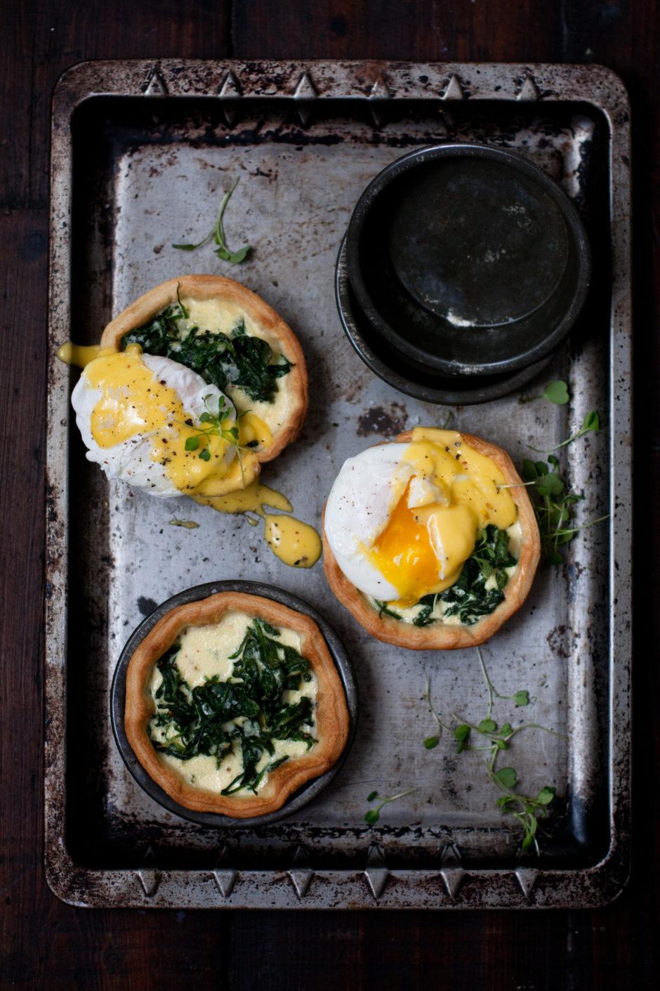 Breakfast Tartlets Recipe