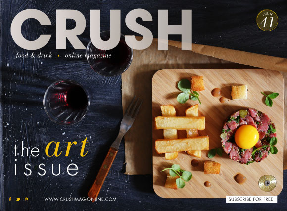 Crush Cover issue 41