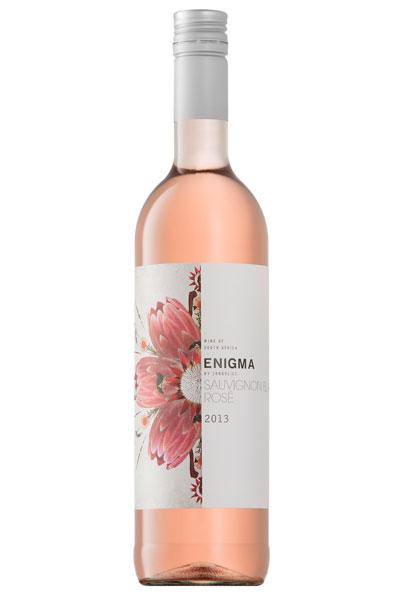 Enigma by Zorgvliet Sauvignon Blanc Rose 2013