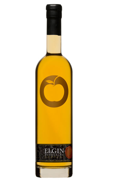A combination of apples are used & double distilled in a cognac-style copper pot on the Paul Cluver Estate to make Paul Cluver Apple Brandy