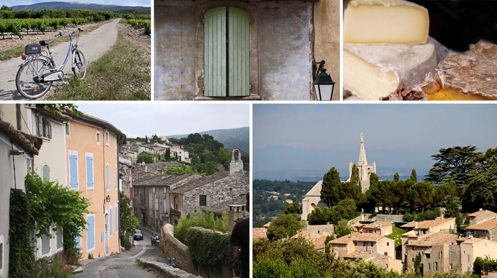 VISITING VAUCLUSE