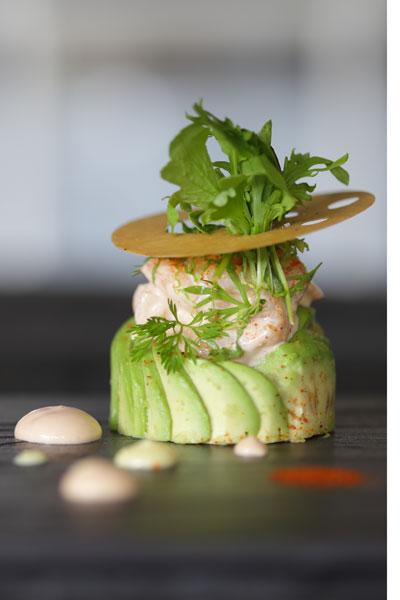 Avocado Ritz