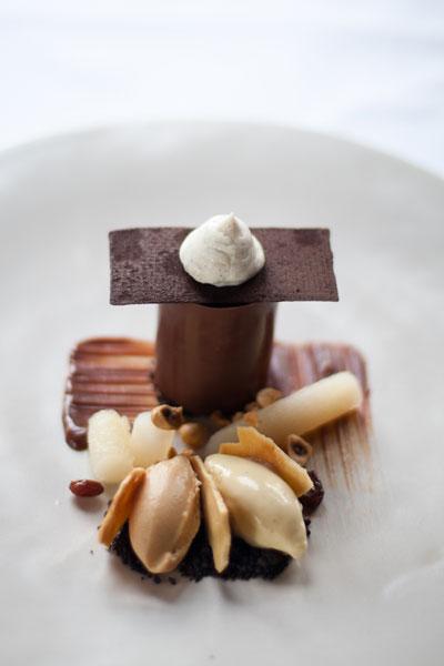 recipes with chocolate - Crispy Crunchy Hazelnut Chocolate