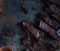 Homemade Dark Chocolate
