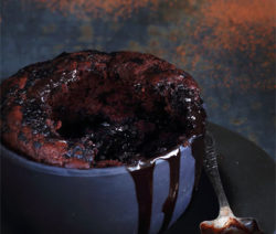 NOMU-pudding Chocolate Self saucing