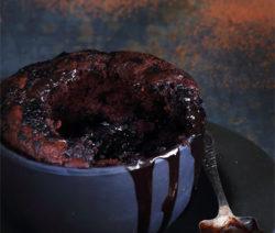 NOMU-pudding Chocolate Self saucing