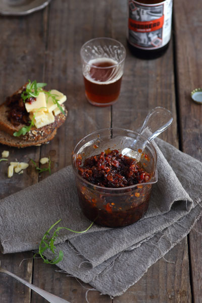 Bacon and Beer Jam recipe