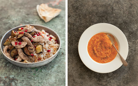 Recipes from a Lebanese kitchen