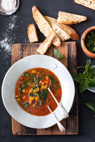 how to keep soup warm