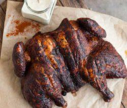 best Braai recipe smokey spring chicken