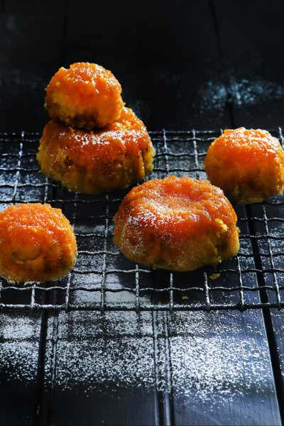 recipes with honey steamed honey almond fig pudding