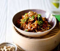 Chicken & Cashew Nut Stir Fry