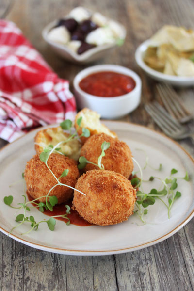 Best Cheese Recipes Arancini
