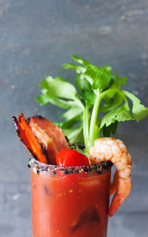 The Ultimate Hangover Cure, Hipster Bloody Mary Recipe