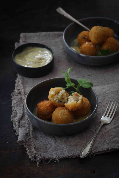 risotto balls recipe