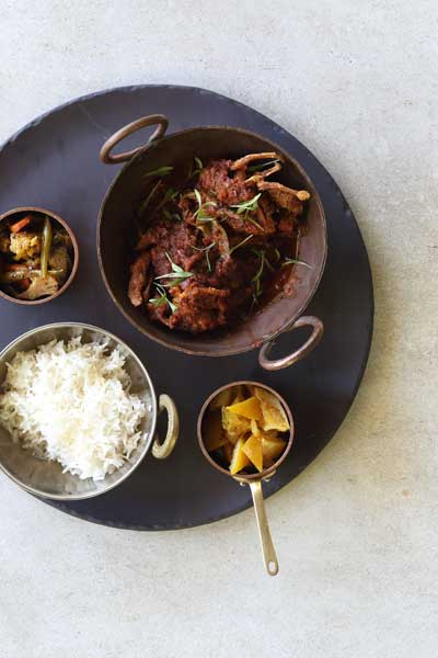 soft shell crab curry recipe