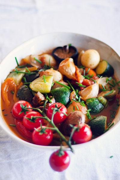 Chunky Tea-flavoured Vegetable Broth Recipe | Crush Magazine