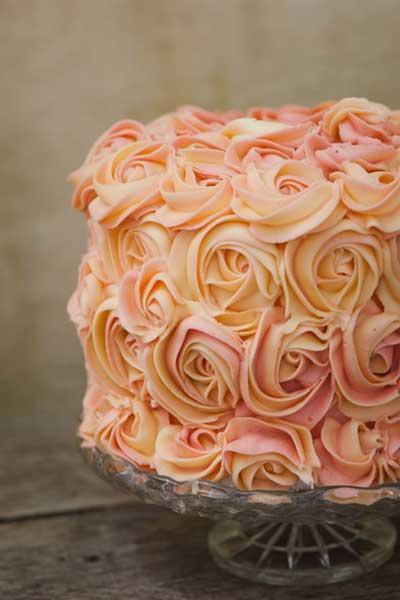 chiffon cake lemon buttercream