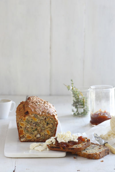 Bread Recipes Apricot Mixed seed loaf