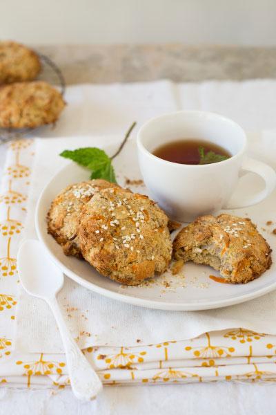 Banana & Coconut Cookies Recipe