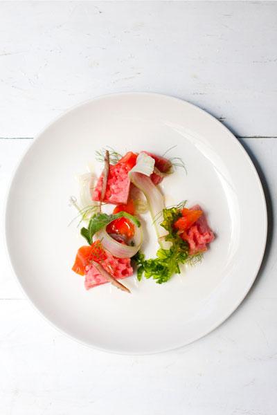 watermelon recipes bokkom salad