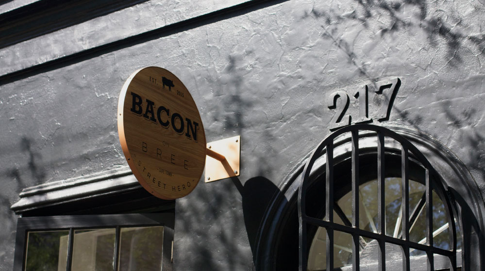 Bacon on Bree Street