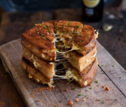 The Ultimate Grilled Cheese 4x6