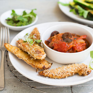 Sesame-&-Chermoula-spiced-Chicken-Pieces-with-a-Tomato-and-Olive-Sauce_300x300