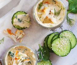 Spinach-&-Snoek-Paté-with-Sesame-crusted-Cucumber_400x600
