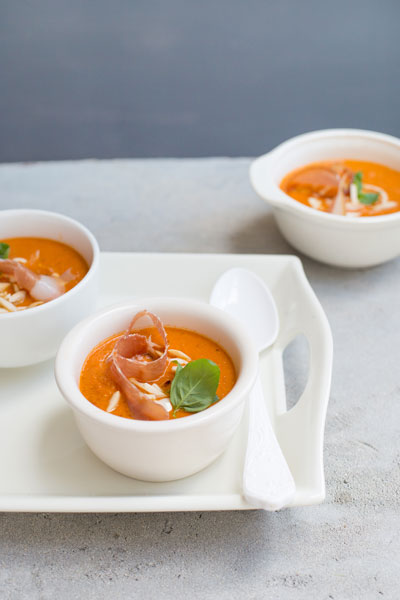 Tomato and Almond Soup