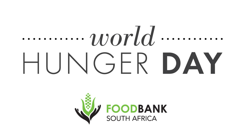 World Hunger Day with FoodBank SA