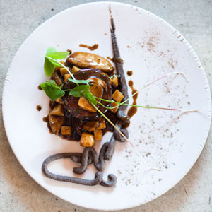 BBQ-Beef-Neck,-Mushroom-&-Potato-Ragout,-Caper-&-Raisin-Purée,-Forest-Sorrel_300x300