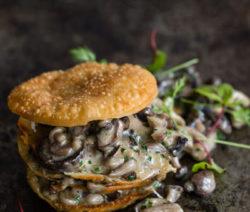 Modern Mushroom Pie recipe