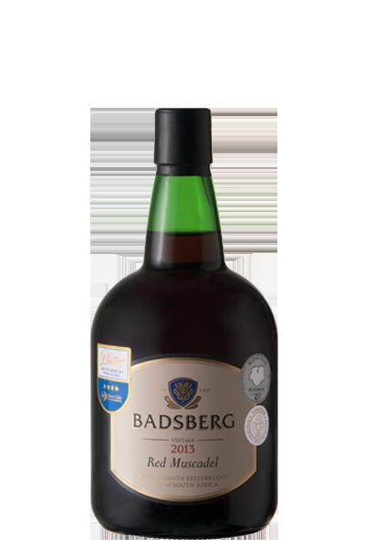 Basberg Red Muscadel 2013