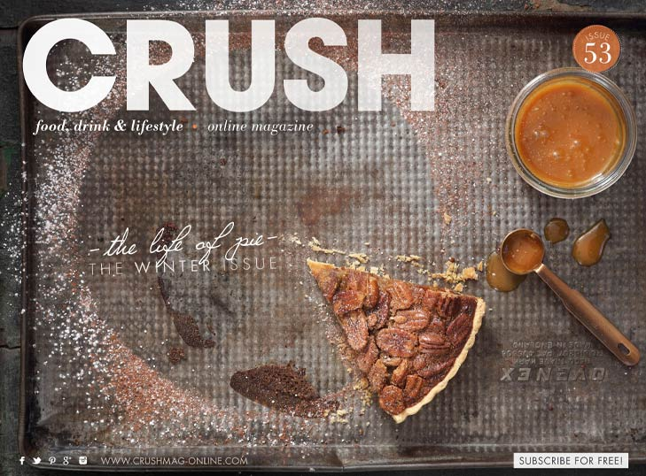 Crush Online Magazine: The winter issue 2015