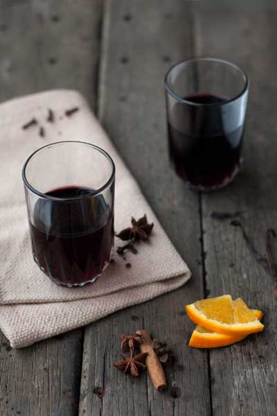 Glühwein – German Mulled Wine