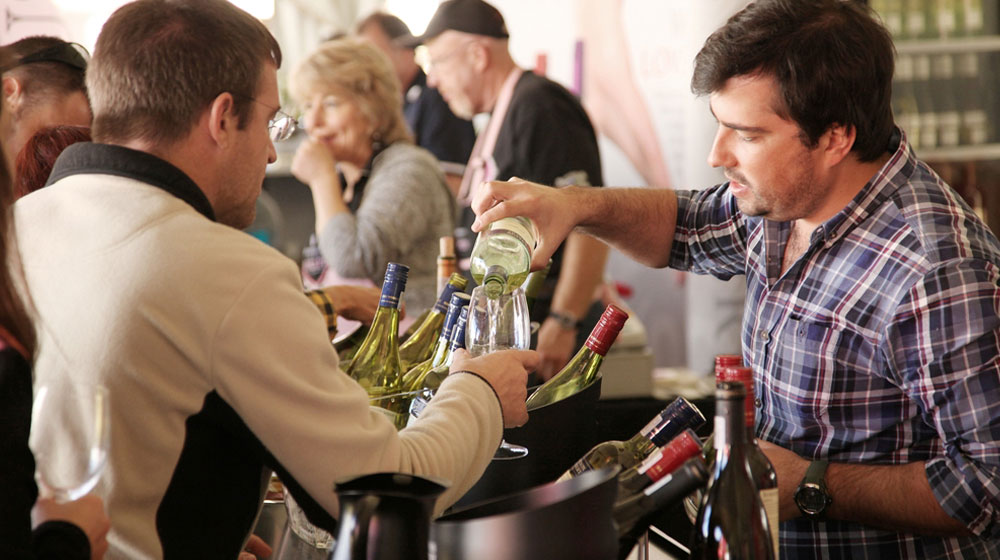 The Robertson Wine Valley Festival comes to Gauteng