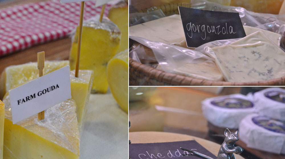 Handcrafted Cheese in Cape Town — Around Cheese