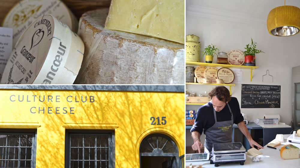 Handcrafted Cheese in Cape Town — Culture Club Cheese